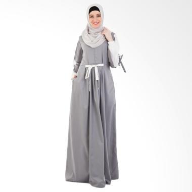 Valisha Gilda dress Flint Grey
