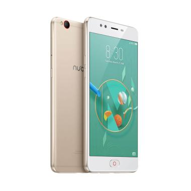 ZTE Nubia M2 Lite Smartphone - White Gold [32GB/ 4GB]