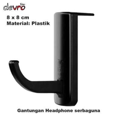harga Terbaru Gantungan Headphone Earphone Hanger - Ouhaobin C810 Limited Blibli.com