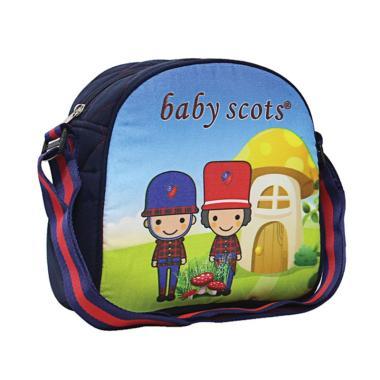 Baby Scots Simple Bag Print Tas  Perlengkapan Bayi