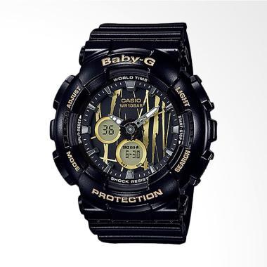 CASIO Baby-G BA-120SP-1ADR Water Re ... Jam Tangan Wanita - Black