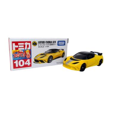 Takara Tomy Tomica Diecast Mobil Honda Brio Skala 161 Hijau Daftar Source · Takara Tomy Tomica No 104 Lotus Evora GTE Diecast 1 64