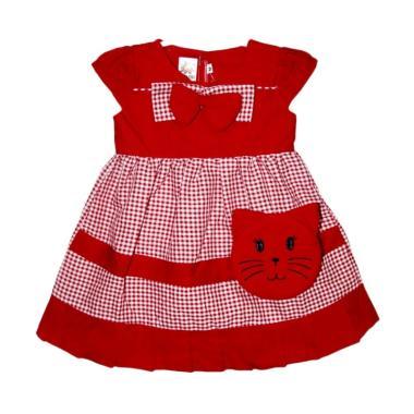 Paket Usaha Two Mix 2427 Dress Baby Kucing Pita