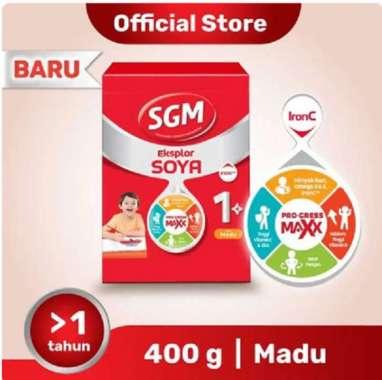 SGM Soya 1+ Madu Susu Formula [400 g]