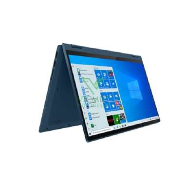 harga Lenovo FLEX 5-14ALC05-43ID [AMD Ryzen 5-5500U/8GB/512GB SSD/FHD IPS Touch Screen/WIN10/OHS] BLUE Blibli.com