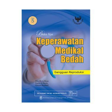 EGC Buku Ajar Keperawatan Medikal Bedah Gangguan Reproduksi Edisi 5 by Priscilla Lemone dkk