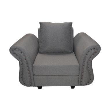 FCENTER Sofa 1 Seater Janet Jawa Te ... kerto Kebumen Purbalingga