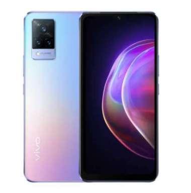 harga [PRE-ORDER] VIVO V21 5G Smartphone [8GB/128GB] Free Tws + Powerbank Purple Blibli.com