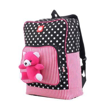 Catenzo Junior CIN030 3D Karakter Backpack Tas Anak Perempuan