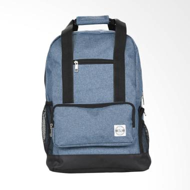 The X Woof TpackV 1.0 Everyday Tas Ransel - Blue [15 Inch]