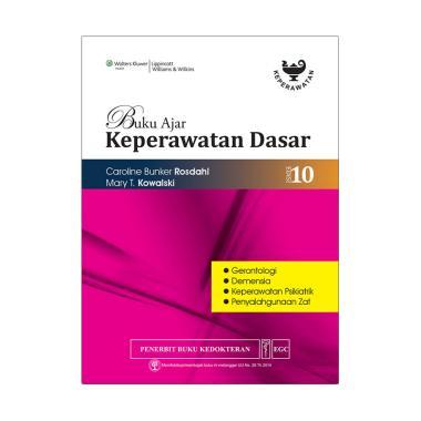 EGC Rosdahl Edisi 10 Gerontologi Buku Ajar Keperawatan Dasar