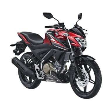 harga Yamaha All New Vixion The Legend Sepeda Motor - Red Black Blibli.com