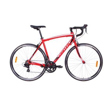 United Roadbike 700c Inertia 1.00 Roadbike - Red