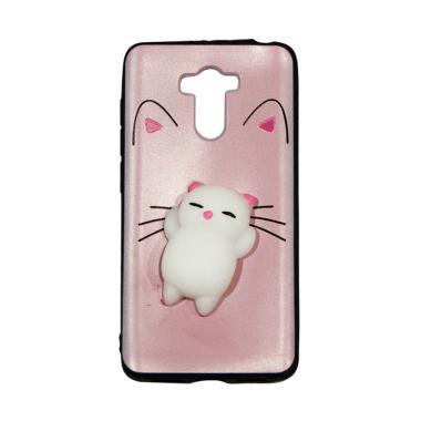 Winner Squishy Lazy Cat Softcase Casing for Xiaomi Redmi 4