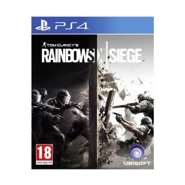 harga Playstation 4 Rainbow Six Siege DVD Game Blibli.com