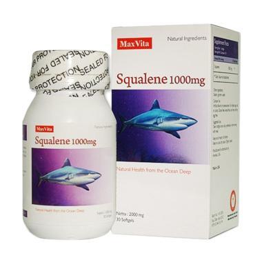 Maxvita Squalene Suplemen