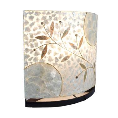 Omahlampu Dekorasi Lampu Ruangan - White Bone