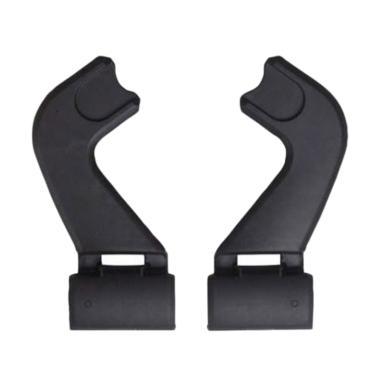 Nuna Pepp Car Seat Adapters - Black