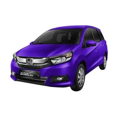 New Honda Mobilio 1.5 E Mobil - Marine Purple