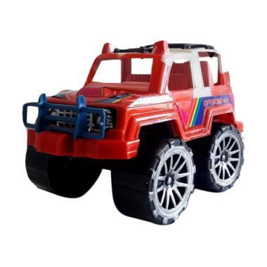 Mikiwa Jeep Kecil JRK Mainan Mobil Anak