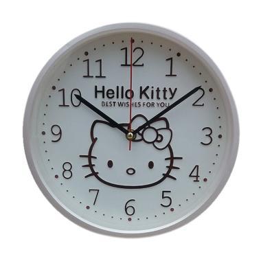 Hello Kitty HK-2017 Karakter Hello Kitty Jam Dinding