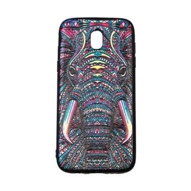 QCF Luxo Rimba Gajah Silikon Softca ... g Galaxy J5 Pro 2017 J530