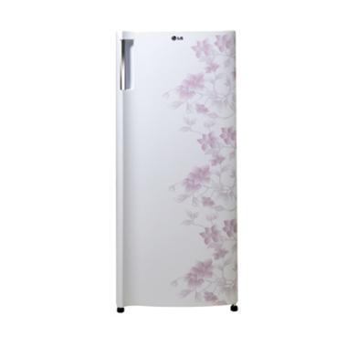 LG Flower GN-INV201SP 1 Door Refrigerator [Inverter/ 169 L]