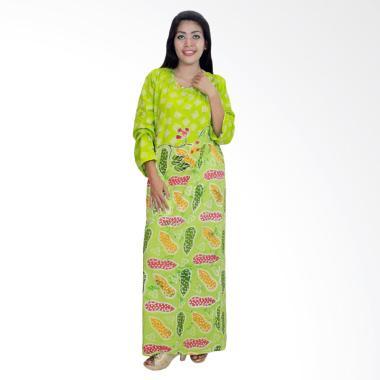 Batik Alhadi RLD001-06B Batik Cap H ... l & Menyusui - Multicolor