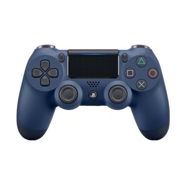 SONY New DualShock 4 Wireless Stick Controller for PS4 - Midnight Blue