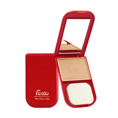 Fanbo Fantastic Two Way Cake Powder - 06 Cendana