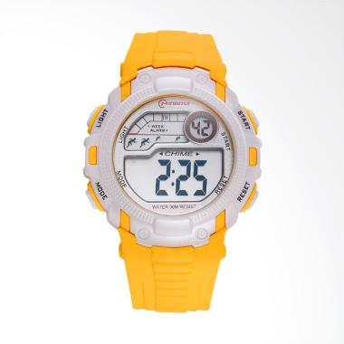 MINGRUI WT0183Y Waterproof Digital  ... n Anak Laki-laki - Yellow