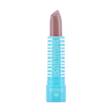 Emina Sugar Rush Lipstick - 02 Cookie Dough - 3.8gr