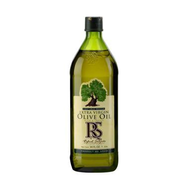 RS OLIVE OIL Rafael Salgado Extra Virgin Olive Oil Oval Bottle [1 ltr]