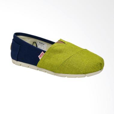Wakai WAK-SW017BG-GENJI Sepatu Unisex - Navy Green