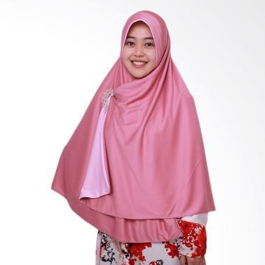 Pricilla Bolak-Balik P8 Jilbab Instant - Baby Pink
