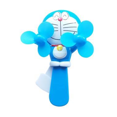 MOMO Doraemon Mini Fan Kipas Angin - Biru