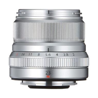 Fujifilm XF 23mm f/2 R WR Lensa Kam ... sa Garansi Resmi Fujifilm