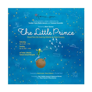 Loket The Little Prince E-Ticket [Sunday]