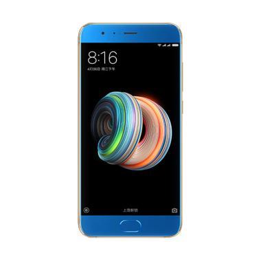 Xiaomi Mi Note 3 Smartphone - Blue [64GB/ 6GB]  - xiaomi xiaomi mi note 3    64 gb   6 gb    blue full05 - Update Harga Terbaru Hp Xiaomi Os Nougat Agustus 2018