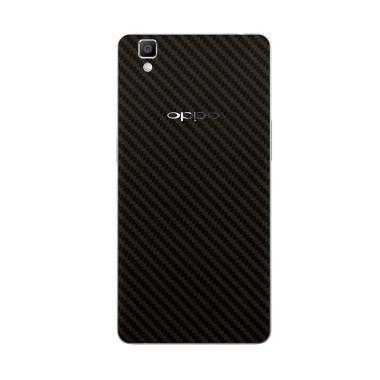 9Skin Premium Skin Protector for Oppo R7S - Black Carbon [3M]