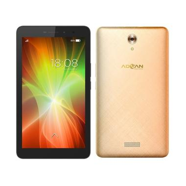 Advan S7C Tablet Android - Gold [Marshmellow/ 1GB/ 8GB/ 3G]