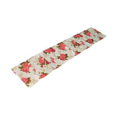 Hermosa Home Decor Flower Vintage Table Runner - Red [150 cm]