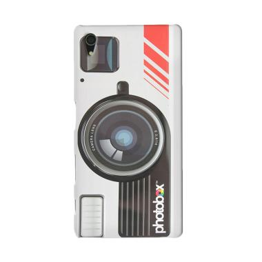 Premiumcaseid Retro Photobox Camera ... Casing for Sony Xperia Z3