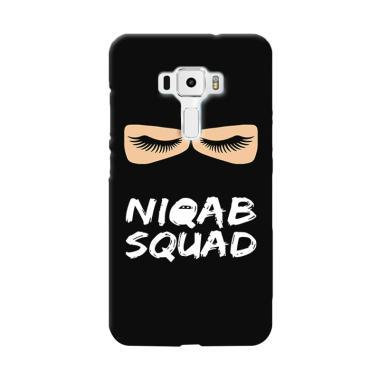 Premiumcaseid Hijab Niqab Squad Har ... sus Zenfone 3 - Jet Black