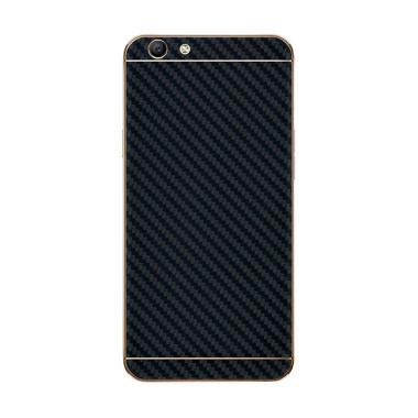 9Skin Premium Skin Protector for OPPO F1s - Black Carbon [3M]