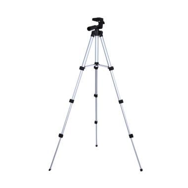 iBegu 3110 Profesional Tripod for Digital Camera - Black Silver