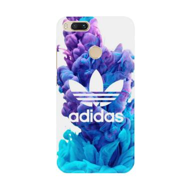 Acc Hp adidas Smoke O0238 Custom Casing for Xiaomi Mi A1 or 5X