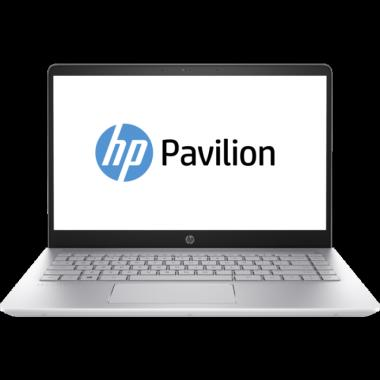 HP Pavilion 14-bf007TX Notebook - Grey