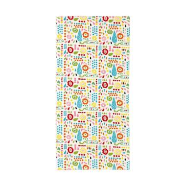 Ikea Lonnern Handuk Mandi - Multicolor [70 x 140 cm]
