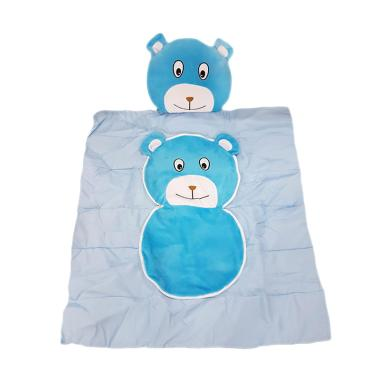 Kozen Collection Bear Boneka Balmut - Blue